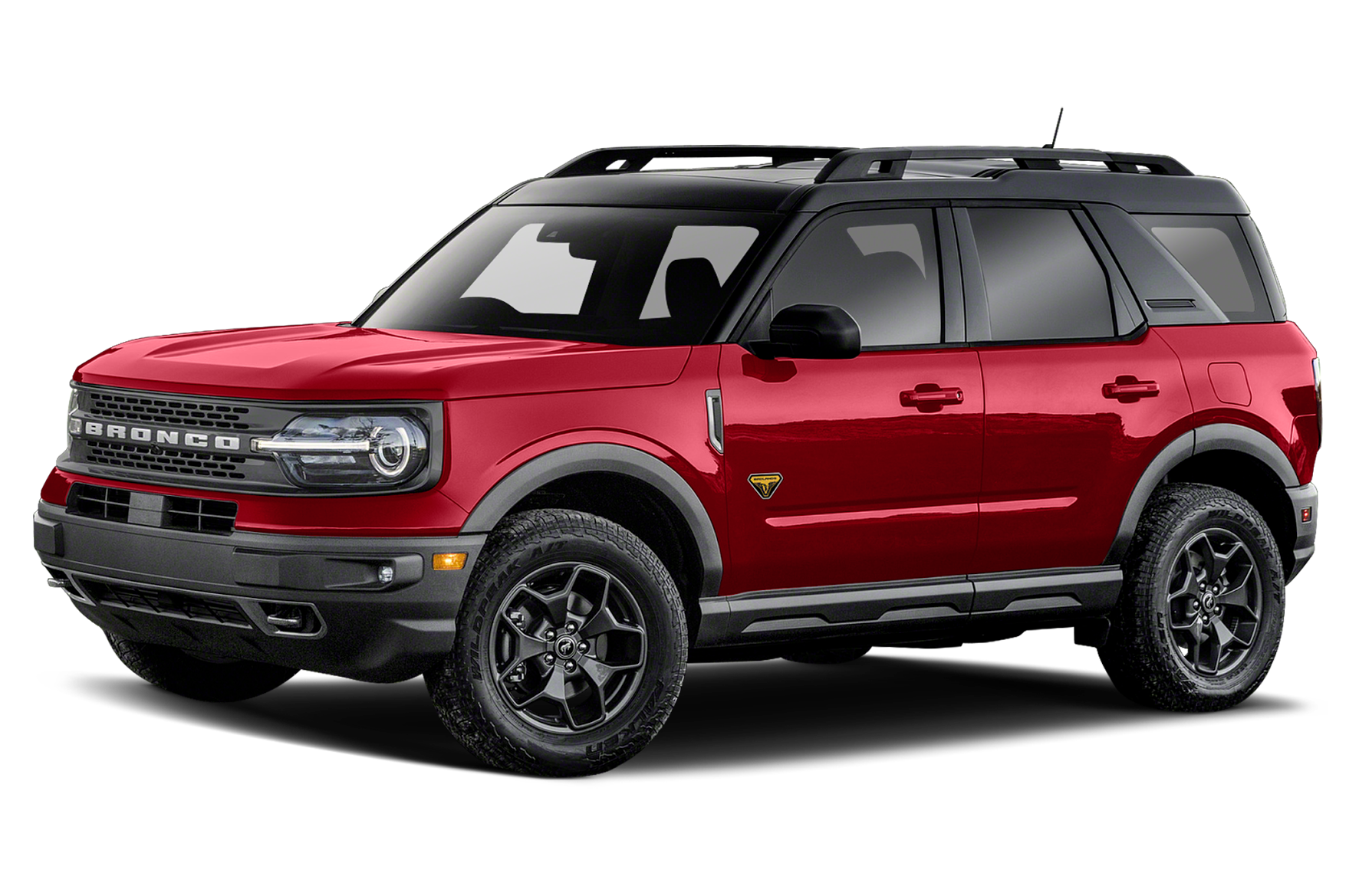 2021 Ford Bronco Sport Badlands Edition