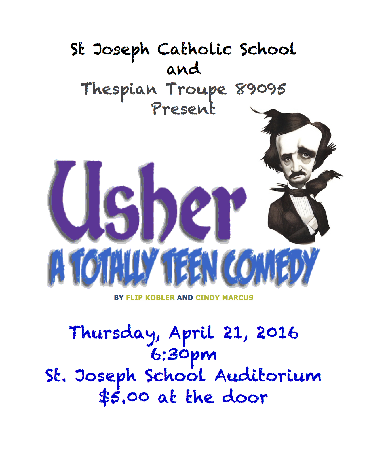 Usher A Totally Teen Comedy 113